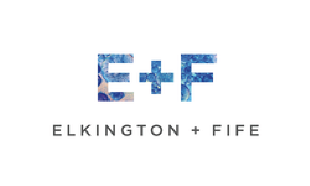 Elkington + Fife Logo
