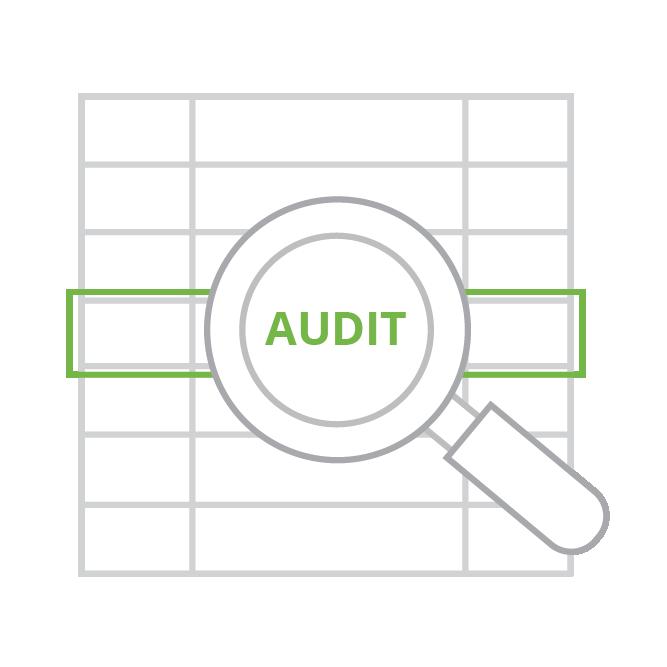 EzeScan Audit Module