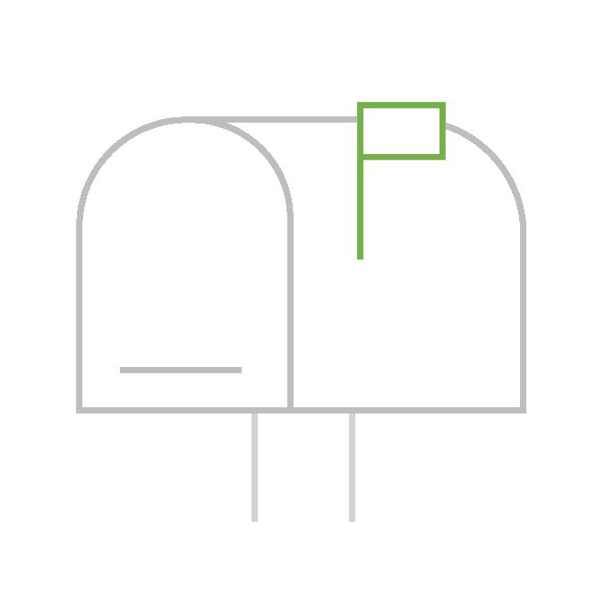 EzeScan PO Box Icon